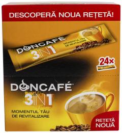 Pudra pentru bautura instant Doncafe 3in1 312g