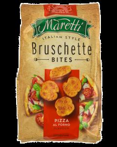 Bruschette cu aroma de pizza Maretti 70g