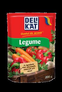 Delikat de legume 200g