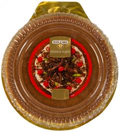 Blat de tort cu cacao Dan Cake 400G