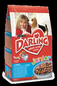 Hrana pentru caini 6+ luni Darling Purina 8kg