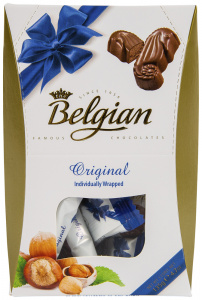 Bomboane cu ciocolata belgiene Belgian 135g