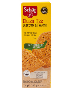 Biscuiti fara gluten Schar 130g