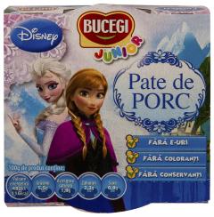 Pate de porc Bucegi Junior Frozen 120g