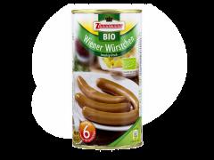 Crenvursti Wiener Bio Zimmermann 565g