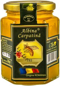 Miere de tei Albina Carpatina 360g