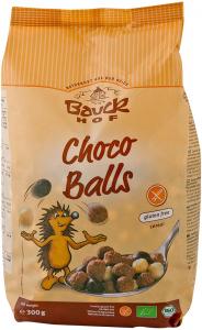 Crochete bio de cereale cu ciocolata Bauck Hof 300g