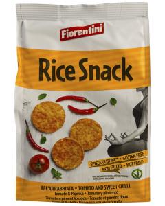 Rice snack all'arrabbiata fara gluten Fiorentini 40g