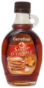 Sirop de artar 100% Carrefour 250g/189ml