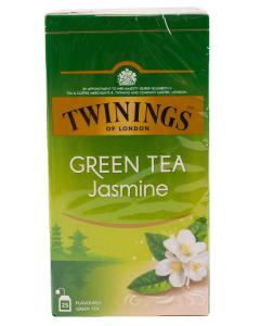 Ceai verde cu iasomie Twinings 25x1.8g
