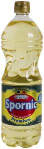 Ulei din floarea soarelui Spornic Premium 1L