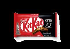 Napolitane cu ciocolata neagra KitKat 41.5g