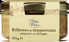 Pate de macrou Reflets de France 125g