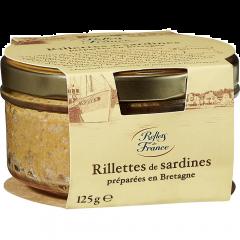 Pate de sardine Reflets de France 125g