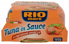 Ton cu legume si sos Rio Mare 160G