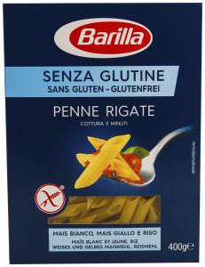 Penne rigate fara gluten Barilla 400g