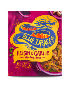 Sos hoisin cu usturoi Blue Dragon 120g