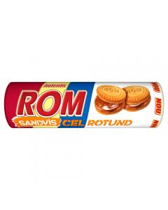 Biscuiti cu crema de rom Rom 140g