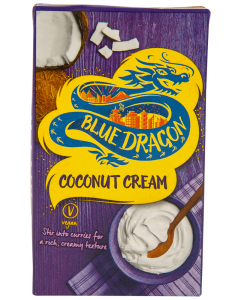 Crema de cocos Blue Dragon 250ml