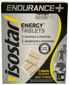 Tablete energy Isostar 24x4G