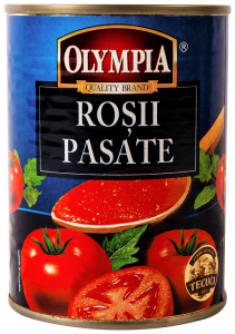 Rosii pasate Olympia 390g