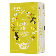 "Ceai bio ""Revive Me"", 30g, English Tea Shop"