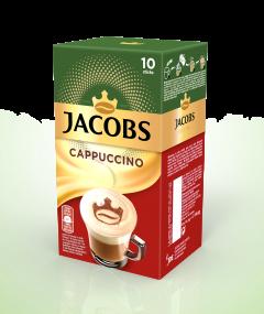Jacobs Cappucino Original 14.4g x 10 bucati