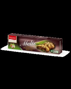 Biscuiti Melts cu crema de alune 134g Prestige