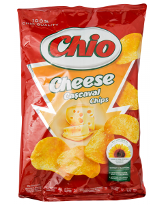 Chips cu cascaval Chio 140g