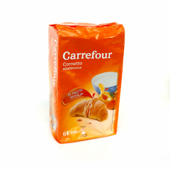 Croissant cu umplutura cu crema de caise Carrefour 270g