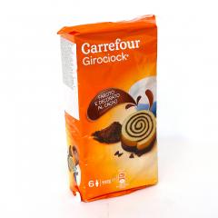 Rulada de ciocolata Carrefour 192g