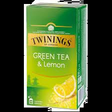 Ceai verde cu lamaie si miere Twinings 25x1.6g