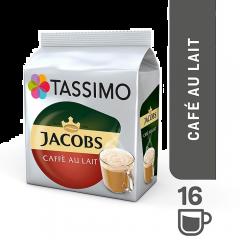 Tassimo Café au Lait 184g, 16 capsule