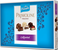 Praline asortate Primoline Primola 105.7g