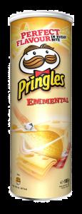 Chips cu emmental Pringles 165g