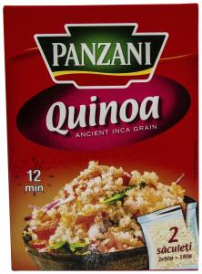 Quinoa Panzani 180g