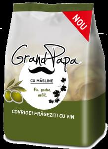 Covrigei cu masline Grand Papa 200g