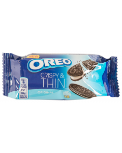 Biscuiti cu cacao si vanilie Oreo 48g