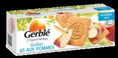 Biscuiti fara zahar cu mere Gerble 360g