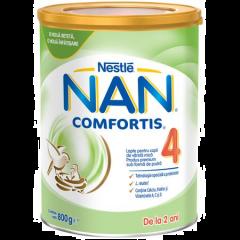 Formula de lapte praf Nan4 Comfort 800g
