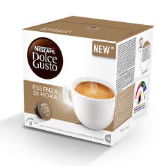 Capsule cafea Nescafe Dolce Gusto Essenza Di Moka 144g