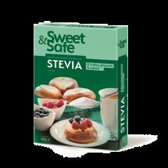 Indulcitor natural din stevia Sweet&Safe 350g