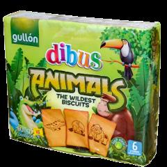 Biscuiti Dibus Animals Gullon 600g
