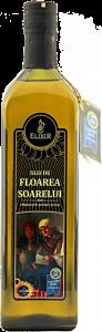 Ulei de floarea soarelui presat la rece Elixir 1l