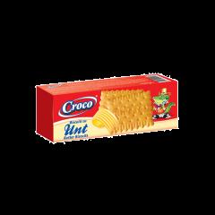 Biscuiti cu unt Croco 100g