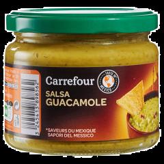 Sos salsa guacamole Carrefour 300g