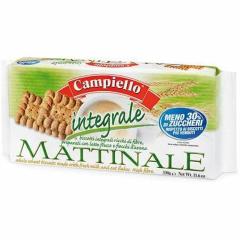 Biscuiti Mattinale cu fibre Campiello 330g