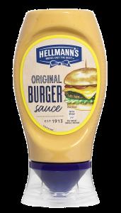 Sos pentru burger Hellmann`s 250ml