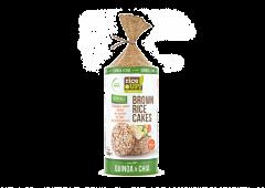 Rondele de orez cu Chia&Quinoa Rice Up 120g