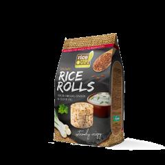 Mini-rondele de orez cu aroma de ceapa&smantana Rice Up 50g
